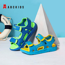 abckids 男童沙滩鞋 59元