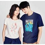 DECATHLON 迪卡儂 QUECHUA L1 男士戶外T恤 29.9元