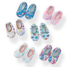 夏季宝宝薄款透气防滑室内学步袜地板袜 9.6元包邮(14.6-5券)