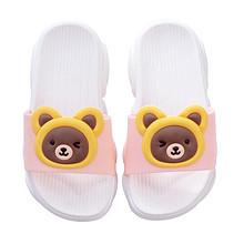 儿童拖鞋夏男童女童可爱婴儿卡通软底防滑室内小中大童宝宝凉拖鞋 12.9元