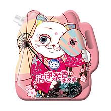 88VIP:白猫 洁净柔香洗衣液 桃花版 2.5kg *4件 57.62元(合14.41元/件) ¥58