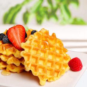 【欧贝罗】格乐华夫饼620g 19.8元包邮(29.8-10券)