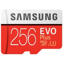 SAMSUNG 三星 EVO Plus MicroSD存储卡 256GB 229元包邮 ¥229