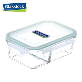 glasslock韩国进口耐热钢化玻璃饭盒 34元包邮(39-5券)