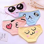 【7条】 纯棉日系卡通少女内裤 23元包邮(28-5券)