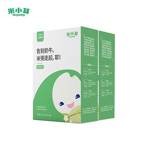 米小芽宝宝胚芽米270g*2 盒 18.45元