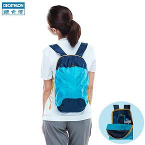 迪卡侬(DECATHLON) QUECHUA UL 10L 可折叠超轻皮肤背包+凑单品 14.16元