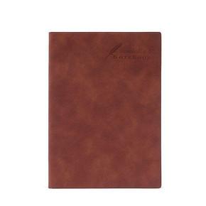 FARAMON 法拉蒙 羊巴皮笔记本 A5/100页 6.8元包邮 ¥7