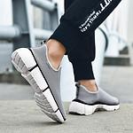 夏季镂空透气网面薄款男士网鞋 109元包邮(139-30券)