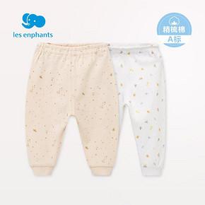 丽婴房 婴儿长裤 2条装 59元