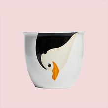 JINGREPUBLIC 共禾京品 爱动物图案马克杯 550ml*2只装 19.9元包邮(需用券) ¥20