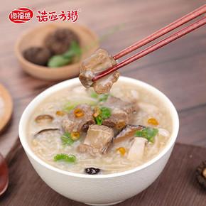 【超市同款】海福盛冻干速食粥6袋装 14.9元包邮(19.9-5券)