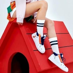ANTA 安踏×SNOOPY 联名 男女款运动鞋 259元包邮(需用券) ¥279