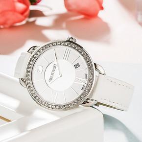 历史低价、腰斩价:Swarovski 施华洛世奇 5182189 女士时装腕表 *2件 964.1元包税