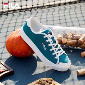 ¥299 9日0时: FILA CLASSIC KICKS 女子帆布鞋