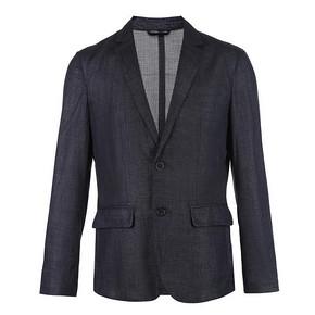 ¥130 JackJones 男装休闲长袖西装外套218208504