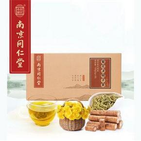 南京同仁堂 菊花决明子茶(5g*30袋) 49.90元包邮 买二发三 可凑单用津贴