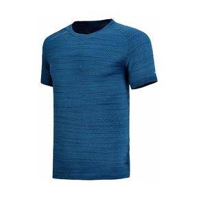 李宁 夏季速干健身 运动T恤 99划算价78