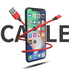 GUOLA 果拉 苹果数据线 1.2米 12.3元