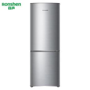 容声(Ronshen) BCD-172D11D 双门冰箱 172升 999元