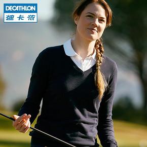 迪卡侬(DECATHLON) INESIS 女款休闲针织衫 59.9元