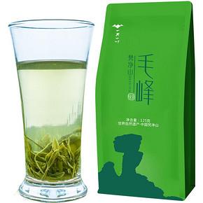 2019新茶贵州绿茶春茶农家茶叶袋装高山云雾茶毛峰春茶盒装浓香型 6.57元