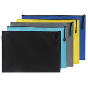 信奇 A4帆布拉链文件袋 5个装 8.8元包邮 ¥9