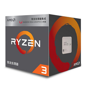 AMD 锐龙 Ryzen 3 2200G APU处理器 569元包邮 ¥569