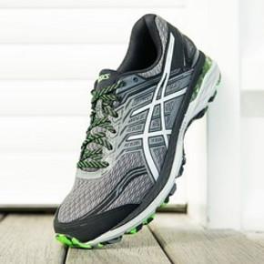 天猫 19日0点: ASICS 亚瑟士 GT-2000 5 Trail T712N 男款运动鞋 307.2元包邮