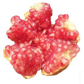 第二件4.9元】云南蒙自甜石榴5斤薄皮当季新鲜水果批发整箱包邮 12.4元
