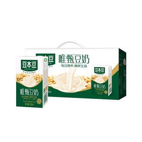 豆本豆唯甄豆奶250ml*24盒 *4件 77.82元(合19.46元/件)