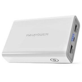 RAVPower RP-PB166 10000mAh 移动电源 双口2.4A 69元包邮
