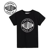 PALLADIUM PDNE82582U 帕拉丁经典LOGO男女T恤 97.2元