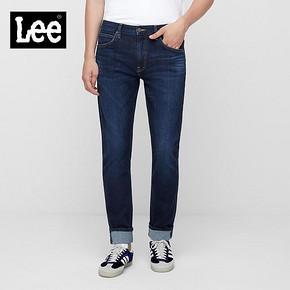 Lee商场同款 中腰宽松牛仔长裤男 促销价719