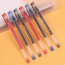 听雨轩 G828 大容量中性笔 0.38mm 24支 三色可选 9.5元包邮(需用券) ¥10
