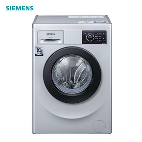 SIEMENS 西门子 XQG80-WM12L2R88W 8公斤 滚筒洗衣机 2299元包邮(下单立减) ¥2299