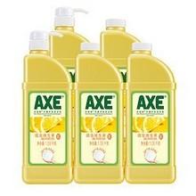 天猫 88VIP、前2分钟:AXE 斧头 柠檬洗洁精 1.18kg*4瓶 *4件 68.82元包邮(合17.21