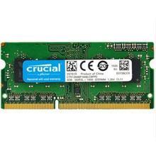 ¥80 crucial 英睿达 DDR3L 1600 4GB 笔记本内存
