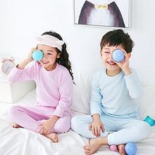 【雪中飞】纯棉男女童宝宝秋衣秋裤 29.9元包邮(49.9-20券)