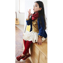 13日0点:蘑菇娃娃 女童外穿打底保暖裤 9.9元包邮(需用券) ¥10