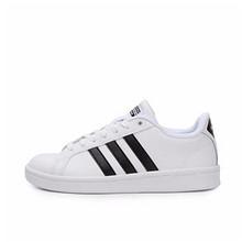 【返场识货】adidas NEO Cloudfoam 休闲板鞋 白黑 活动价337包邮到手
