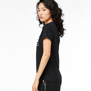 New Balance NB官方女款短袖运动T恤AWT91598舒适休闲短袖T恤 119元