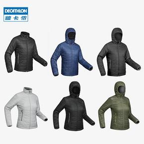 迪卡侬(DECATHLON) FOR2 8492907 男女款保暖夹克 99.9元