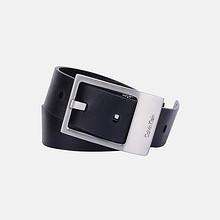 CK JEANS 经典款 男士时尚Logo针扣皮带 HC0250B5200 237元