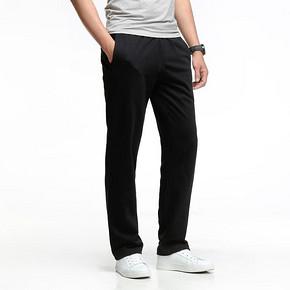 Li Ning 透气直筒大码宽松休闲长裤 优惠价88元