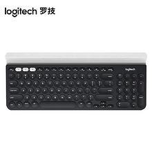 罗技(Logitech) K780 无线蓝牙优联双模键盘 299元