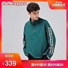 KAPPA卡帕 男款串标套头衫 火拼价339