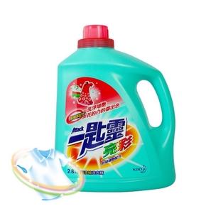 新88VIP:kao 花王 一匙灵亮彩浓缩洗衣液 2.8kg *2件 70.3元包邮(需用券,合35.1