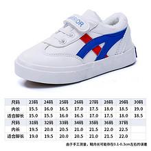回力童鞋男童鞋子儿童棉鞋2019秋冬季新款加绒女童冬鞋宝宝二棉鞋 39.5元