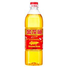 金龙鱼 黄金比例食用调和油900ml/瓶 健康食用油 9.9元